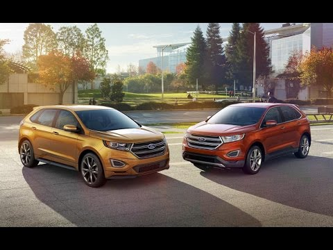 2015 Ford Edge - Bigger, Bolder, Tech-ier