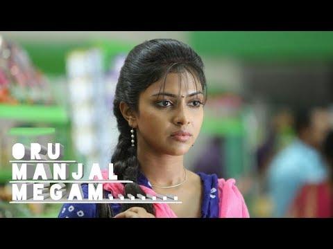 Vertical video oru 💛manjal megam💛 song from thaliva