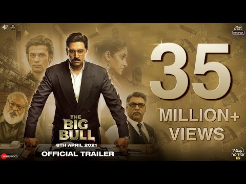 The Big Bull: Official Trailer | Abhishek B, Ileana D, Nikita D, Sohum S | Kookie Gulati | 8th April