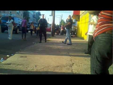 Gang shooting n Newark nj  (R.I.p.bocky)