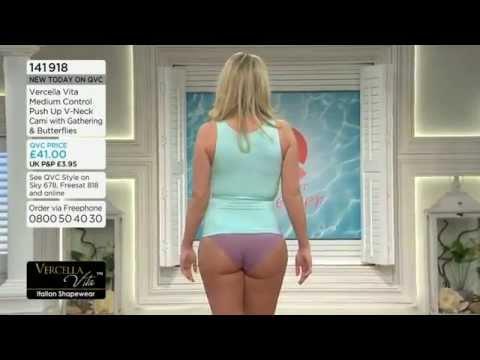 QVC Underwear Model *FAP* Curves Ahead. http://bit.ly/2FRvjJg