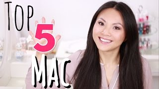 TOP 5 MAC Produkte | Mamiseelen Thumbnail