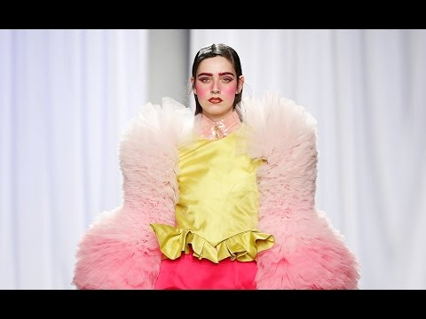 David Ferreira | Fall Winter 2017/2018 Full Fashion Show | Exclusive