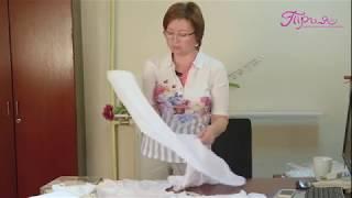 видео крестильный набор для девочки