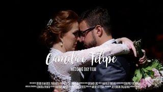 Camila e Felipe | Wedding Highlights Clip