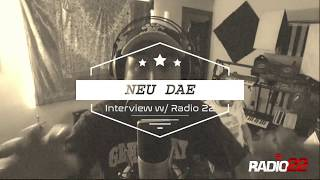 Radio 22 Interview: Neu Dae talks workflow, punch in's, their live sets, & message for kids (Part 1)