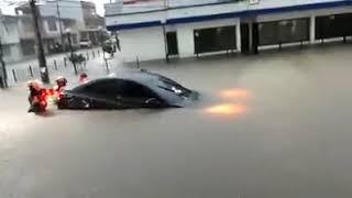 Meteo: COLOMBIA, devastante alluvione. Strade come fiumi