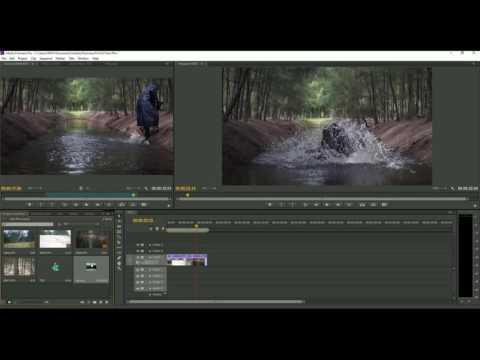 Short film Basic editing telugu tutorial in premier pro