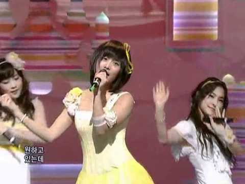 Kara - Honey (카라 - Honey) @ SBS Inkigayo 인기가요 090215