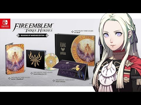 Fire Emblem Three Houses Giveaway