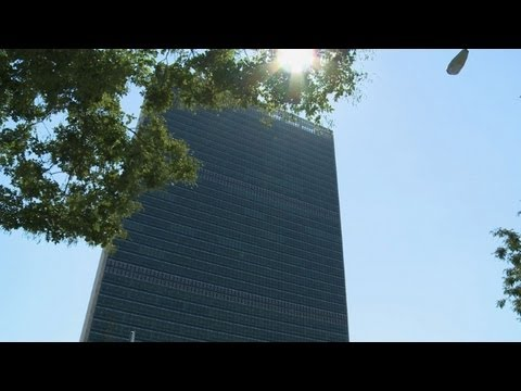 UN headquarters get a facelift