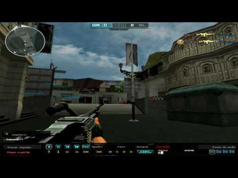 [CROSSFIRE] General de Divisão - 6 VIP'S usando HACK !! #AcordaZ8Games