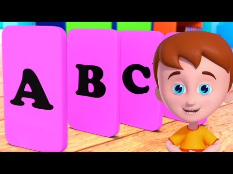 Abc Song | Learning Videos for Babies | Nursery Rhymes for Children