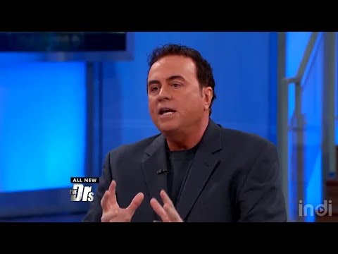 """Clip of Mark Anthony the Psychic Lawyer on """"The Doctors"""""""