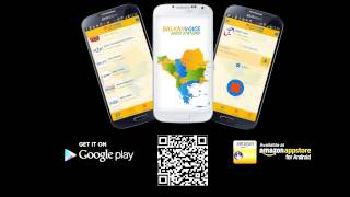 Balkan Voice Radio Stations - Android App
