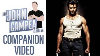 Will Marvel's Wolverine Be Jackman Height Or Comic Height - TJCS Companion Video
