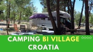 CAMPING BI VILLAGE   Recenzja   Chorwacja
