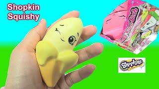 Đồ Chơi Shopkins Squishy Mới Nhất 2017 - Đồ Chơi Trẻ Em/ đồ chơi Mỹ [Chị Bí Đỏ]