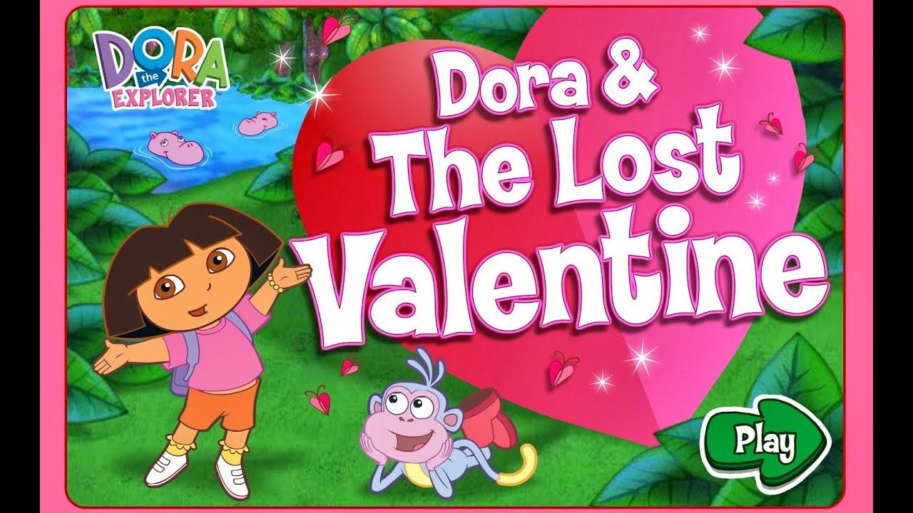 dora the explorer valentine 39 s day episode english youtube. Black Bedroom Furniture Sets. Home Design Ideas