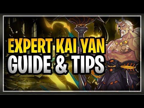 Expert Kai Yan: Week One Guide | Dragalia Lost