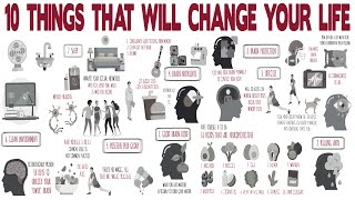10 Things That Wİll Immediately Change Your Life - Jim Kwik