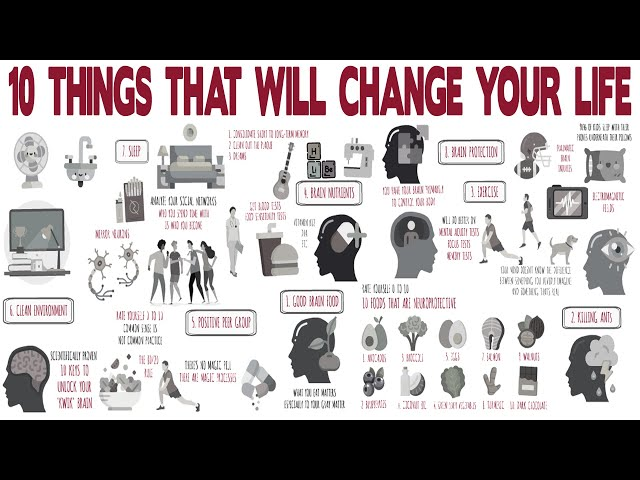 10 Things That Will Immediately Change Your Life - Jim Kwik