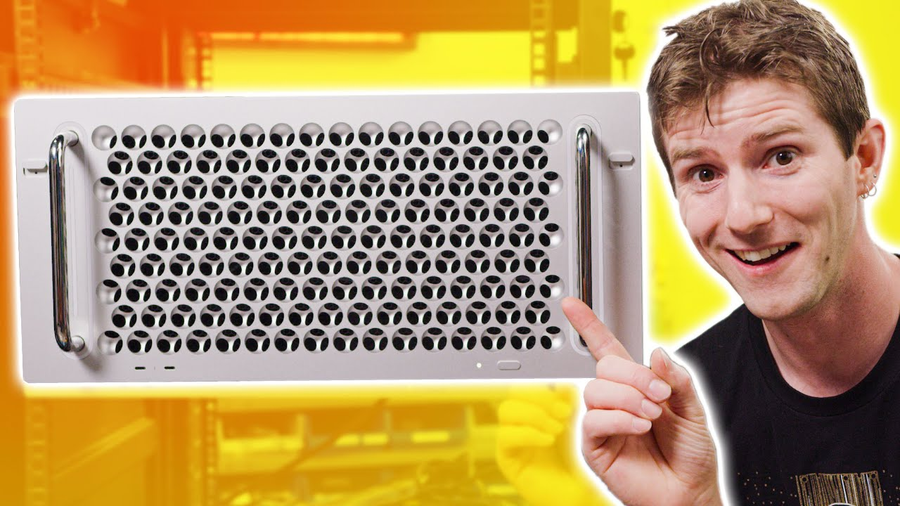 the more expensive mac pro rackmount edition
