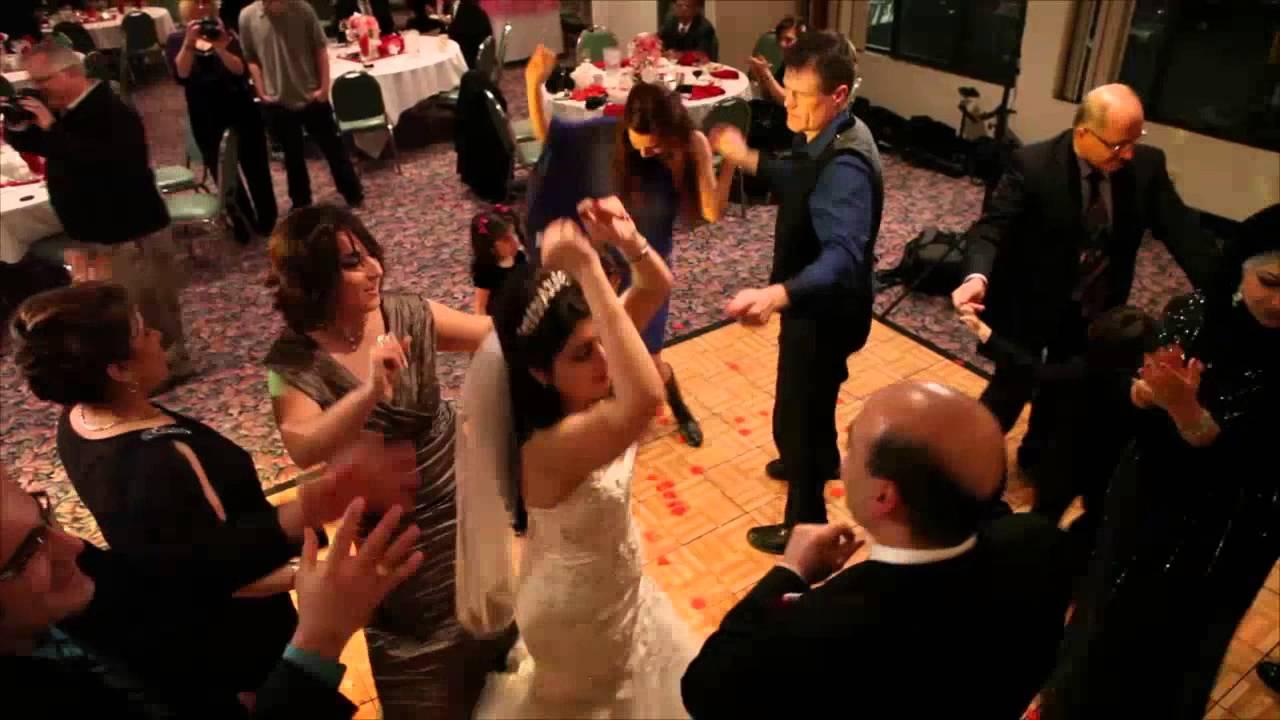 Great American Wedding Dance