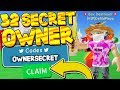 ALL 32 SECRET OWNER CODES IN UNBOXING SIMULATOR! Roblox