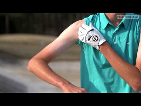 "Chesson Hadley ""sun's out guns out"" bunker tip"