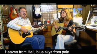 Wish You Were Here with Lyrics/Tab/Chords to Play Along - Pink Floyd Acoustic Cover C24 Mp3