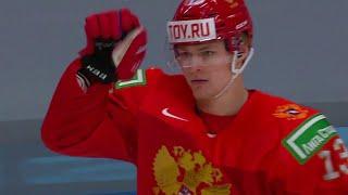 Определились соперники сборной России в полуфинале молодежного Чемпионата мира по хоккею