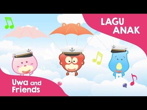 Lagu Anak Indonesia - Aku Seorang Kapiten