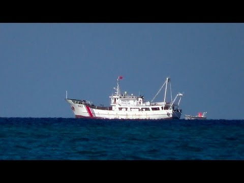 Fishermen lament absence of US Navy in Scarborough Shoal