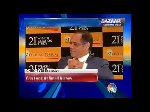 Will Recommend Concentrated Investment Strategy: Motilal Oswal