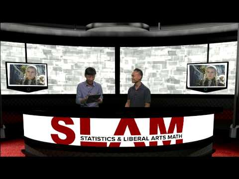 SLAM TV - Weighted Mean