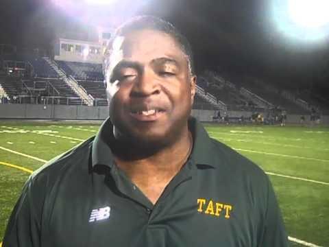 09.03.10 - Taft head coach Mike Martin
