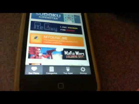 how to download openappmkt for ipod touch and others