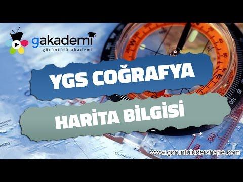 Ygs Cografya Harita Bilgisi
