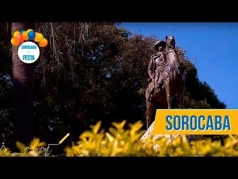 Homenagem Aniversário de Sorocaba - TV SOROCABA/SBT