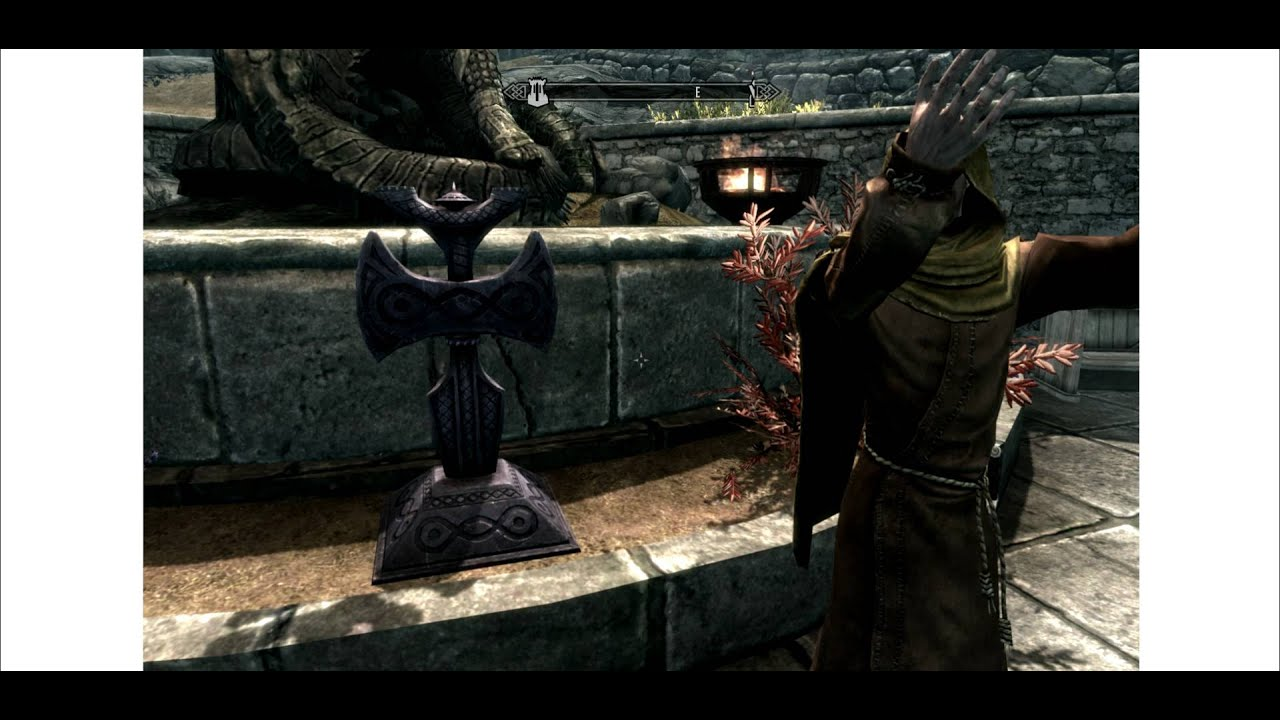 Skyrim High Res Texture Pack - YouTube