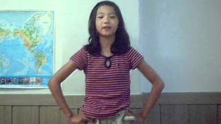 [RP] Tina - Body gesture and tone of voice