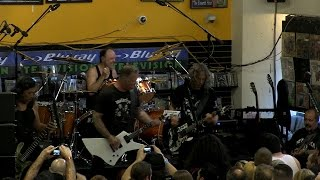 Metallica: Jump in the Fire (Live on Record Store Day 2016) YouTube Videos
