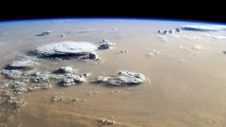 Images of Earth from Orbit During 2014 | Space Science Video