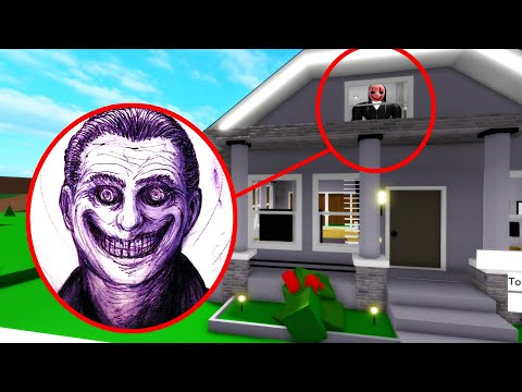 We FOUND SMILING MAN in Roblox BrookHaven