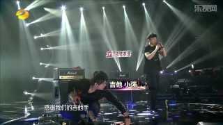 Jason 張杰【我是歌手 2】第7期《無情的情書》HD 720p