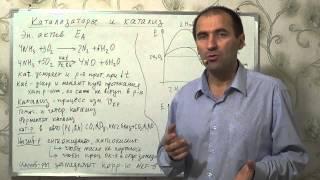 §6, 9 кл. Катализаторы и катализ. Видеоуроки по химии
