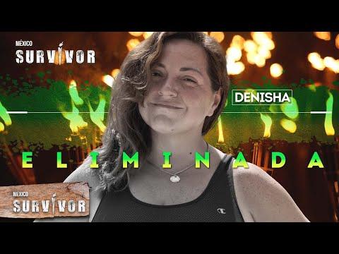Denisha no logró el balance perfecto y es eliminada de Survivor. | Survivor México 2021