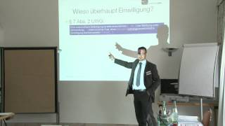 CRM und Datenschutz - Sensix Solution Days 2012