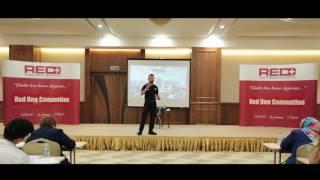 RedPlus One Convention | Mesut Geç
